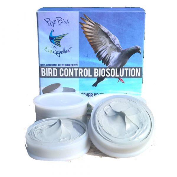 Byebirds madárriasztó paszta lakossági kiszerelés (ezüst)